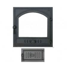 Комплект дверец для камина герметичный SVT 405-433 купить в Киеве