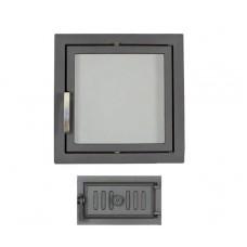 Комплект дверец для камина герметичный SVT 501-433 купить в Киеве