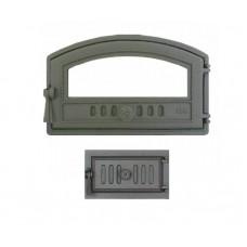 Комплект дверец для печи герметичный SVT 424-433 купить в Киеве