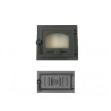 Комплект дверец для печи герметичный SVT 470-433 купить в Киеве