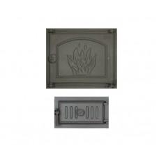 Комплект дверец для печи не герметичный SVT 450-432 купить в Киеве