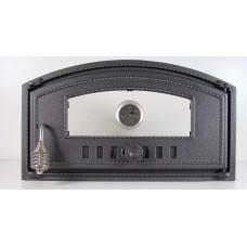Дверца для хлебной печи Halmat DCH4T H1008 (280х490 мм)