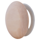 Вентиляционная заглушка для бани - Липа (Ø-100)