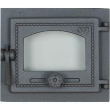 Дверца для плиты или каменки SVT 470 (240х280 мм)